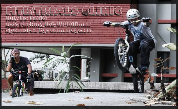 Pinoytrials - Trials in the Philippines - Portal* Bikecl11