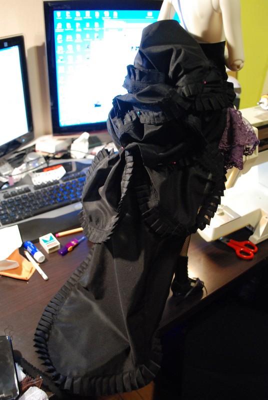 Ma couture new page 6 photo tenue Minerva terminer  - Page 5 Dsc_0516