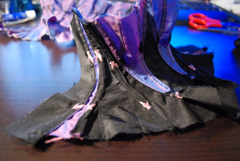 Ma couture new page 6 photo tenue Minerva terminer  - Page 5 Dsc_0533