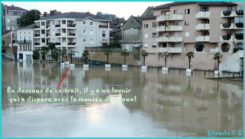 Inondation à Mont de Marsan 01_24_10