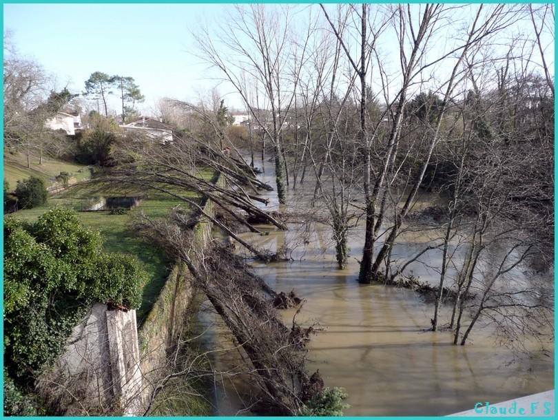 Inondation à Mont de Marsan 02_24_10