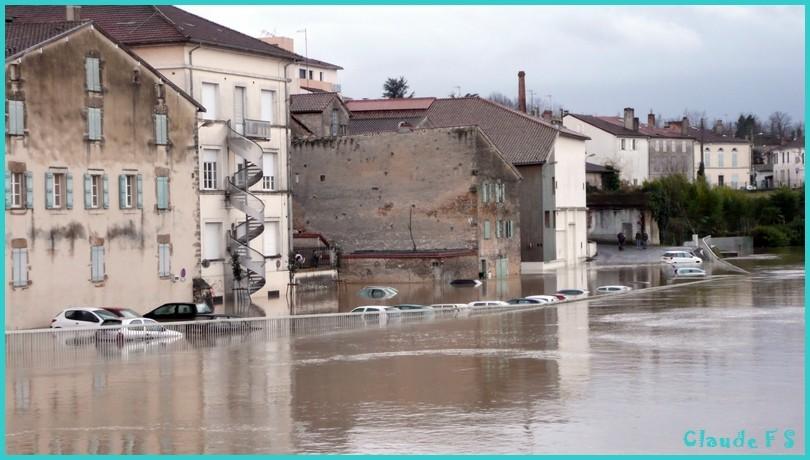Inondation à Mont de Marsan 05_24_10