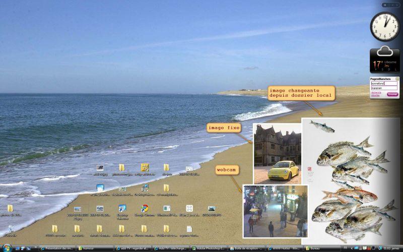Desktop Takeover : personnaliser son bureau 2008-026