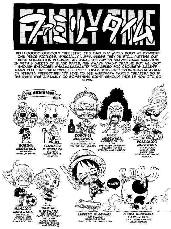 Omake One Piece Omake_14