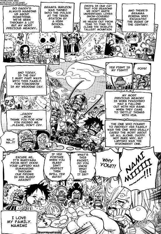 Omake One Piece Omake_16