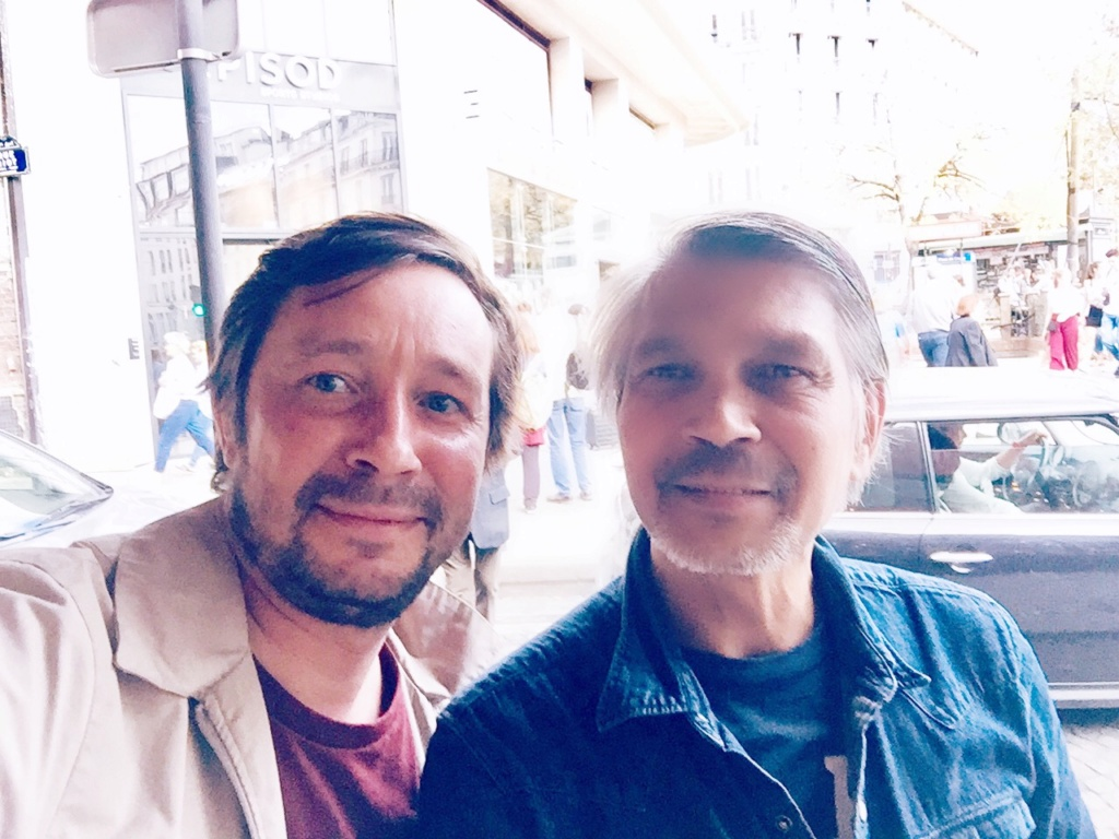 Rencontre avec Arnaud Malherbe créateur du Tarot  Initiatique et Jelt Arnaud12
