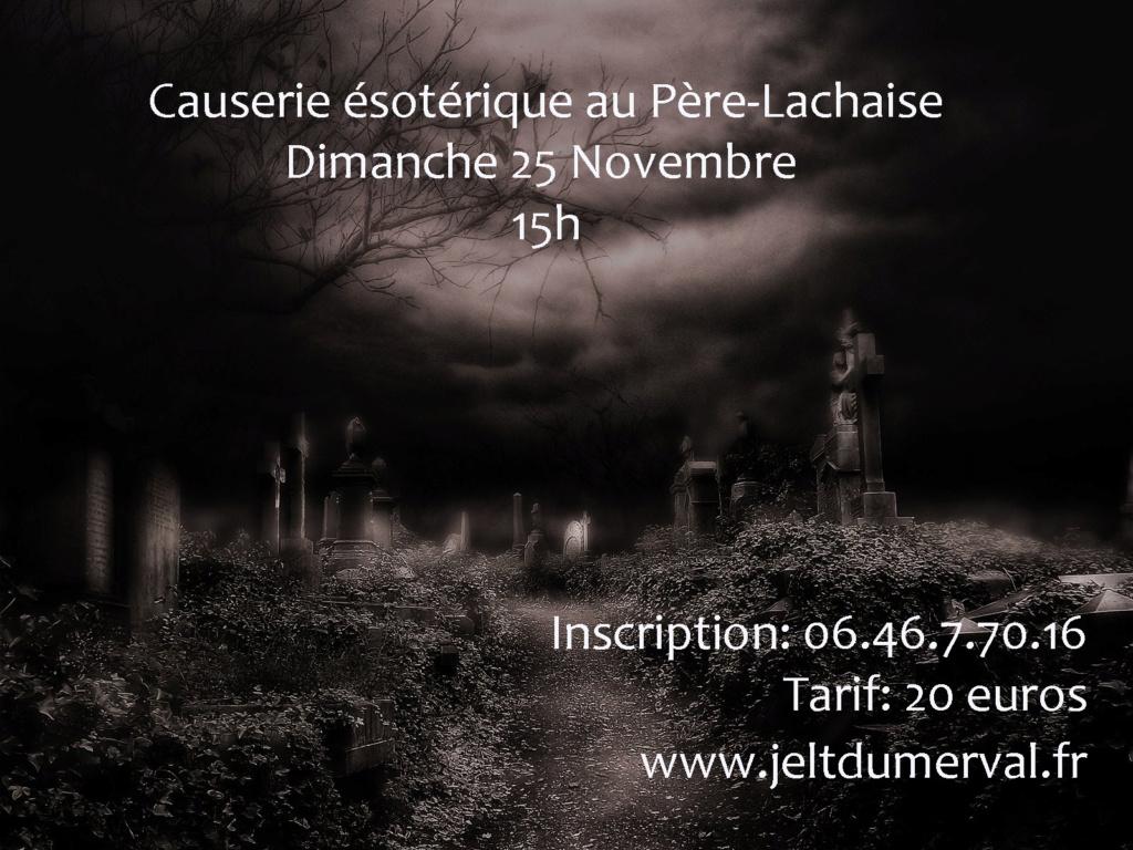 Causerie ésotérique au cimetière du Père-Lachaise Cimeti10