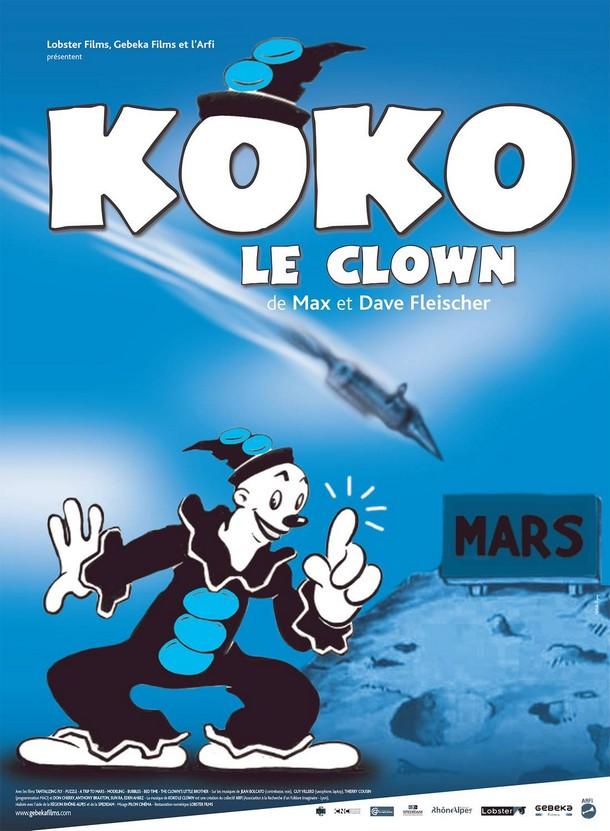 KOKO LE CLOWN - Lobster Films/Gebeka Films - 02 octobre 2013 Koko-a10