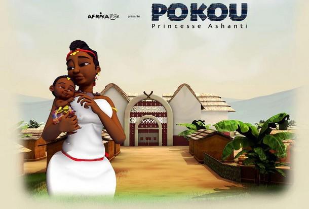 POKOU PRINCESSE ASHANTI - Côte d'Ivoire - 06 juillet 2013  Pokou10