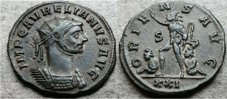 Ma collection de romaines - Page 5 Aureli19