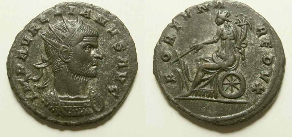 Ma collection de romaines - Page 8 Aureli28