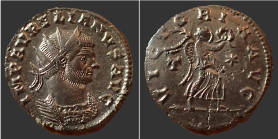 Ma collection de romaines - Page 8 Aureli30