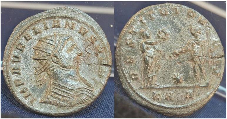 Ma collection de romaines - Page 8 Aureli34