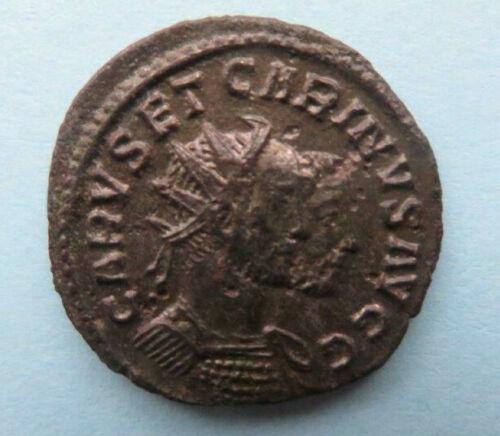 Carus - Carinus - Numerien et Sol sur une même monnaie Carus_10