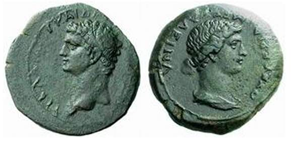 Le vrai visage des empereurs romains (reconstitution) Claude12