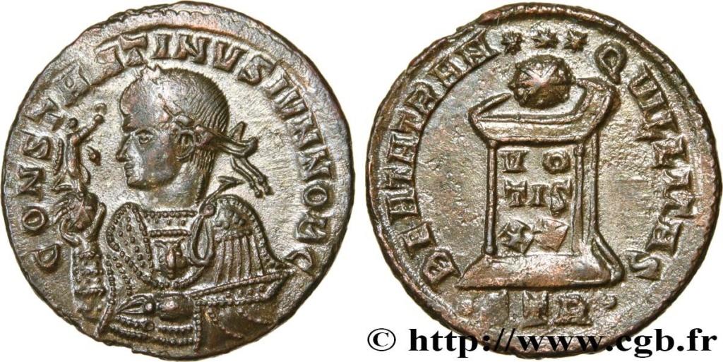 Ma collection de romaines Consta10