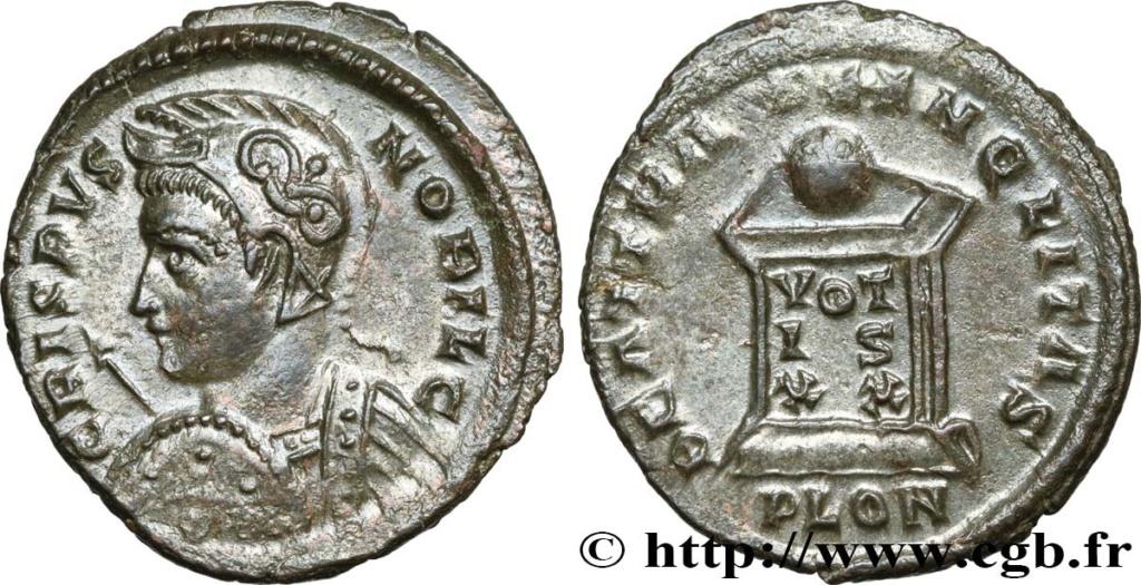 Ma collection de romaines - Page 3 Crispu12