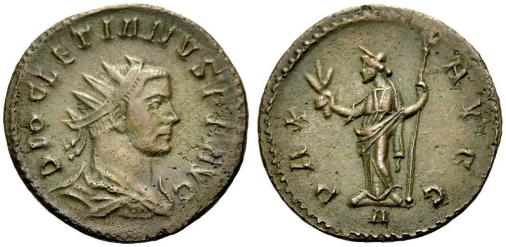 Ma collection de romaines - Page 14 Dioclz10