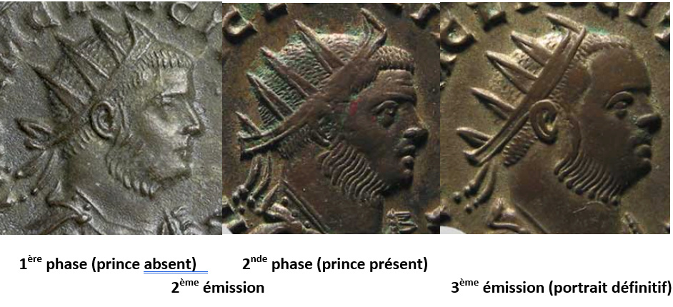 Ma collection de romaines - Page 13 Evolut10