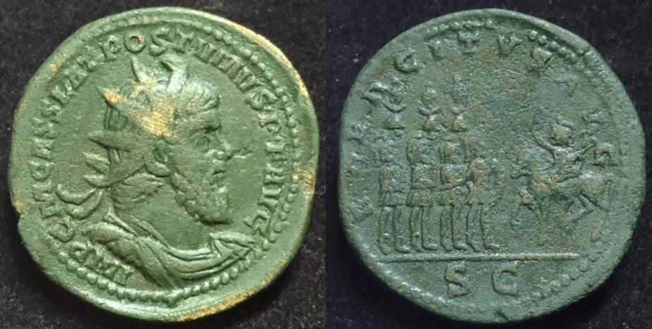 Ma collection de romaines - Page 14 Postum31