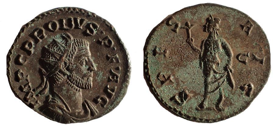 www.probuscoins.fr , base de données des aureliani de Probus - Page 11 Probu148