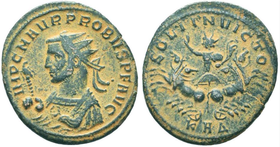 www.probuscoins.fr , base de données des aureliani de Probus - Page 11 Probu155