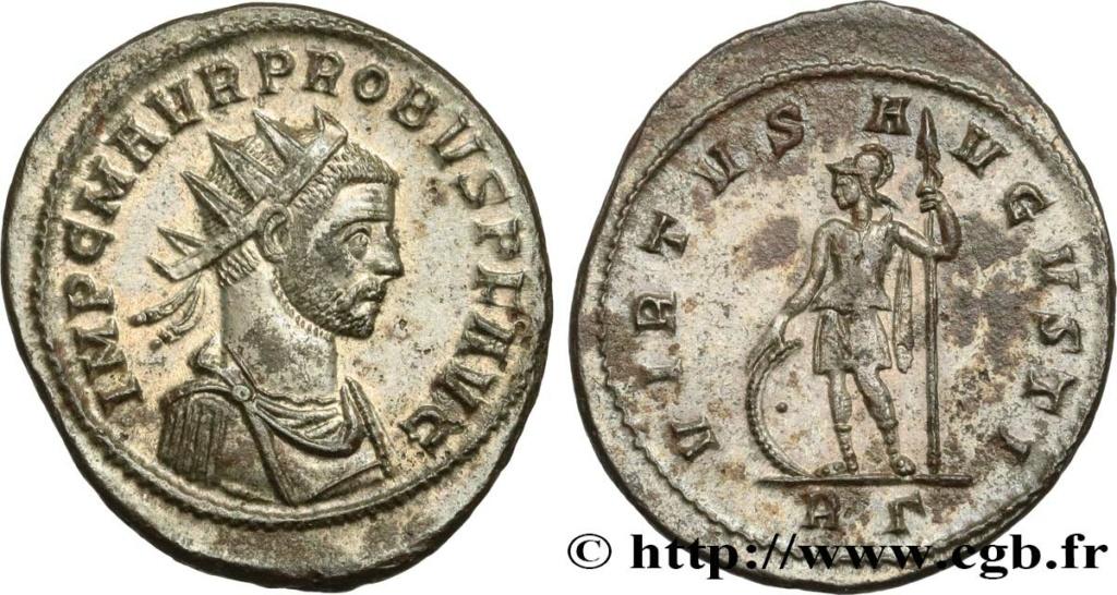 www.probuscoins.fr , base de données des aureliani de Probus - Page 14 Probu225