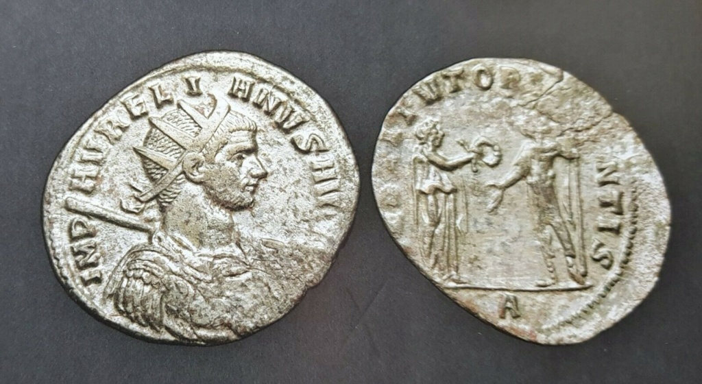 Aurelianus 4ème exemplaire connu ? Restit10