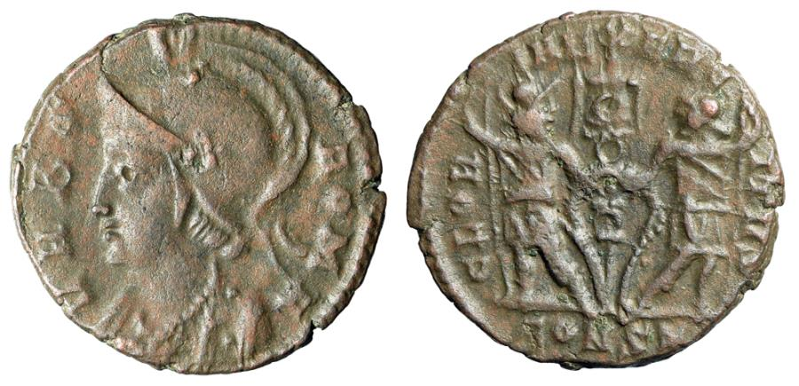 Urbs Roma: Différence entre RIC 31 et 154 ? Rome_r11
