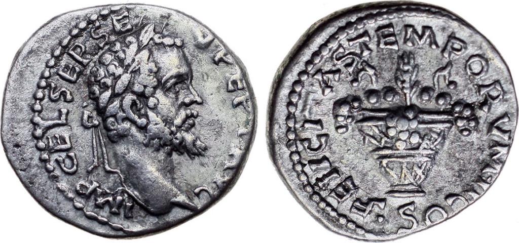 Septime vs Pescennius, Emèse vs Antioche. Emission inédite Septim14