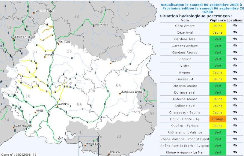 Crues du 6 Septembre 2008 en Ardèche (07) Vigila10
