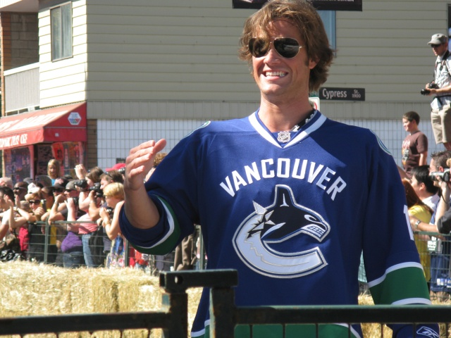 Jensen et Jared au  Red Bull soapbox Vancouver - event day 000s1y10