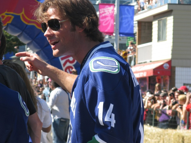 Jensen et Jared au  Red Bull soapbox Vancouver - event day 000s2a10