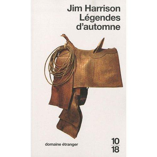 Jim Harrisson l'école du Montana 41uavb10
