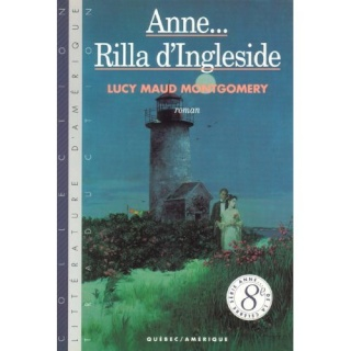 Rilla d'Ingleside/ Rilla of Ingleside (saga des Anne tome 8) 51ye1s10