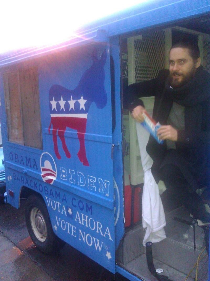 Jared Leto et la campagne de Barack Obama Tumblr14
