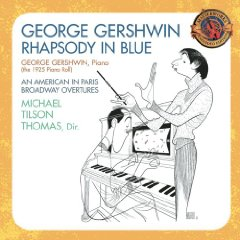George Gershwin (CD, DVD) 51oexn10