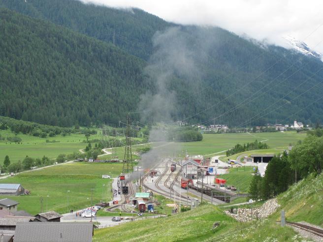Cap de setmana a Suïssa B_710