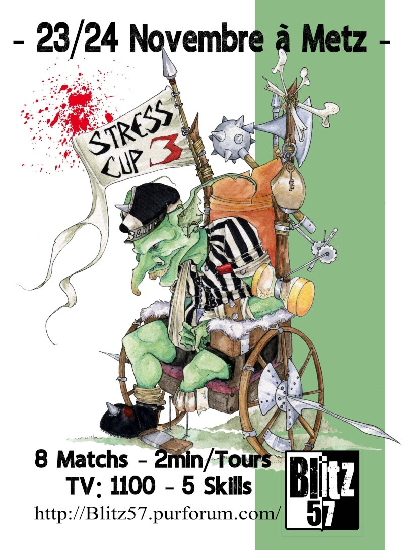 [BloodBowl] STRESS CUP III / 23&24 NOVEMBRE METZ Affich10