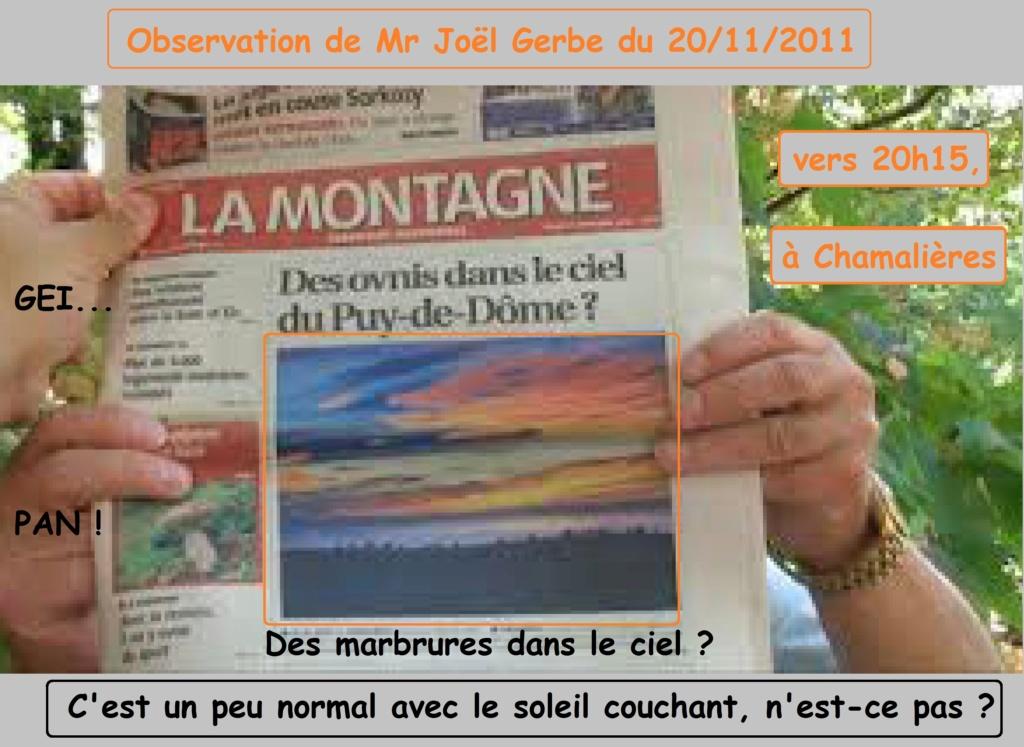 "Xavier Passot GEIPAN: ""On voit des ovnis chaque jour"" - Page 11 Gerbe-10"