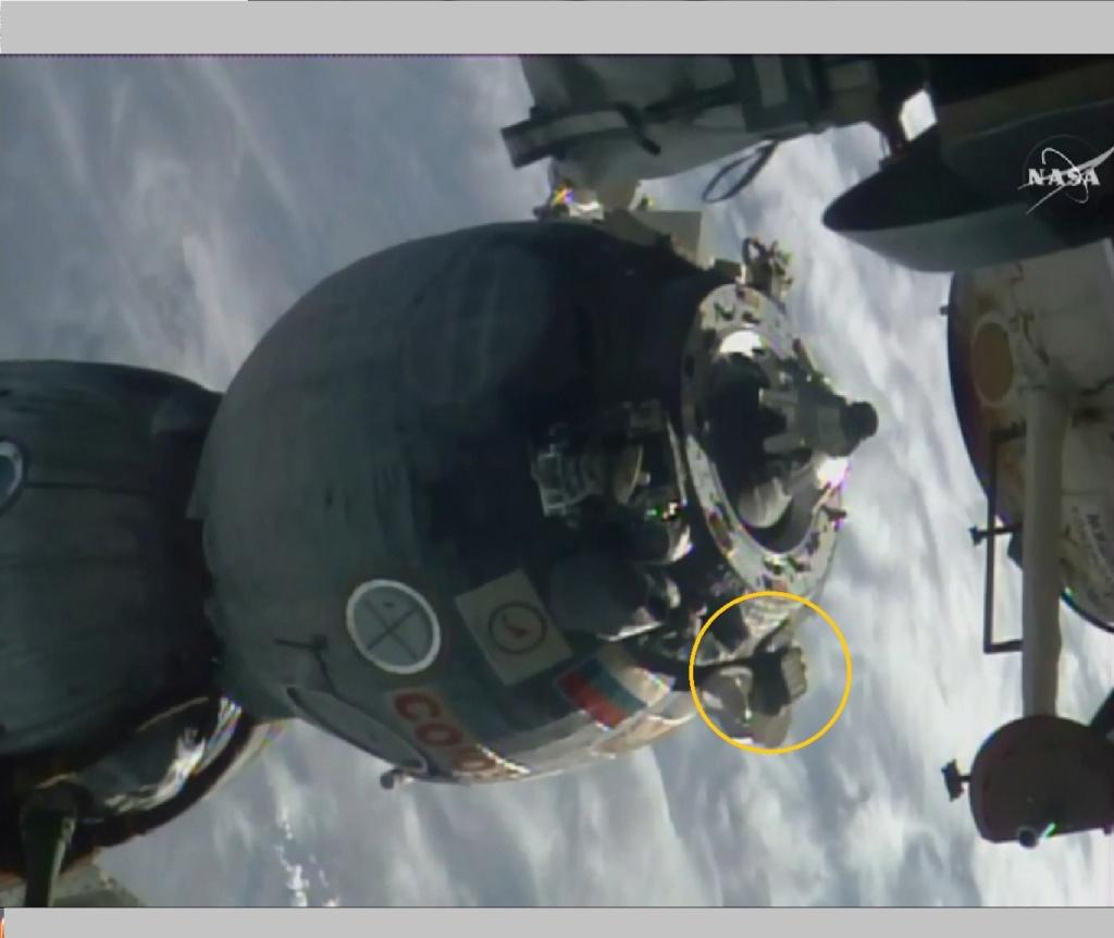 Retour sur une rencontre rapprochée avec une astronaute de l'E.S.A :  - Page 2 Soyouz11