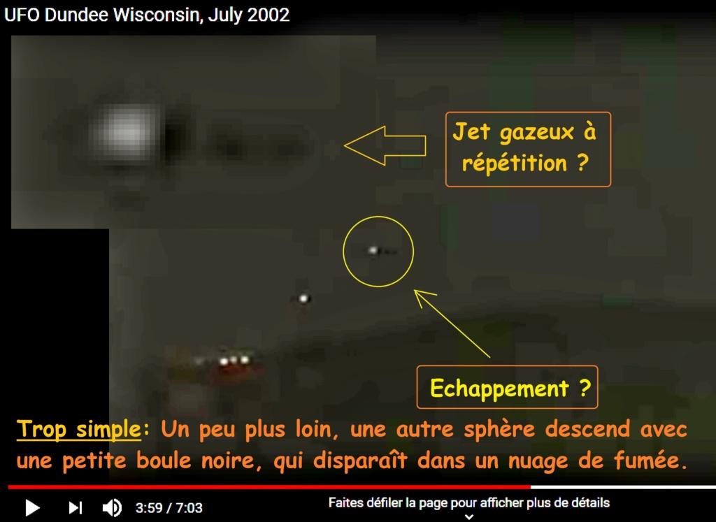 Vidéo Ovni Ufo-du13