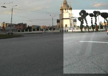 Ovni photographié à Abakan en Russie Reflet10