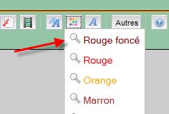 Personnaliser le choix des couleurs par défaut dans les messages - phpBB2 | punBB Fdf10
