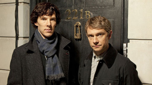Sherlock, BBC 2010 Sherlo10