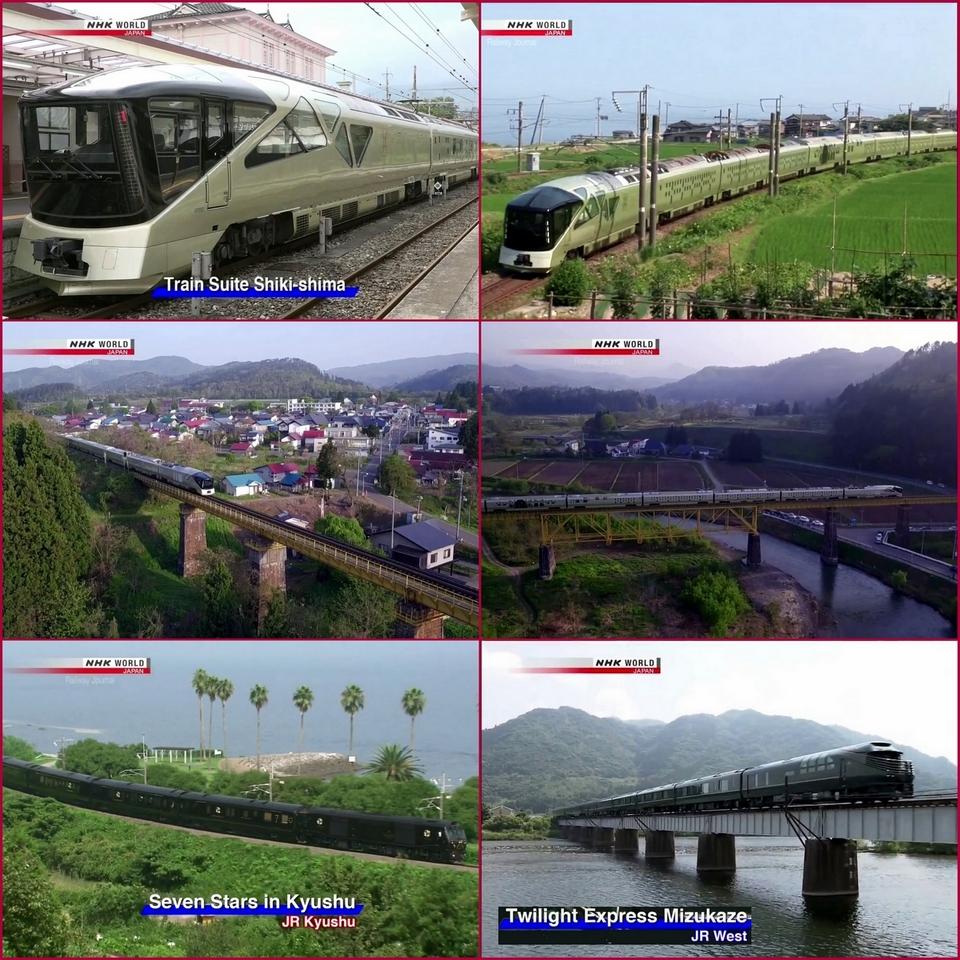 TRAINS DE NUIT / TRAINS DE LUXE / MONORAILS 3910
