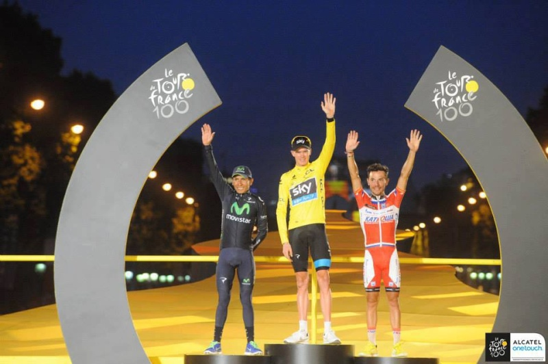Cyclisme Tour110