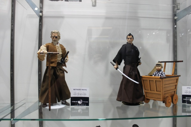 TRIAD TOYS - LONE WOLF AND CUB FIGURE Img_1413