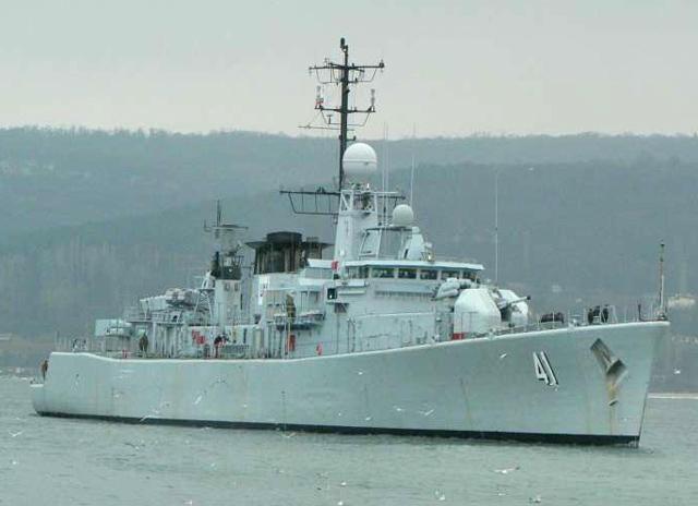 Bulgarian Navy - Marine Bulgare 31_08_10