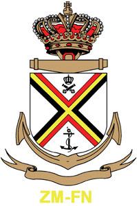 Quelle inscription mettre sous le Crest officiel ?  Marine11